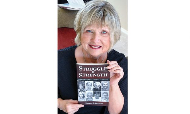 Charlotte author shows the faces of  resilience in new book Struggle & Strength