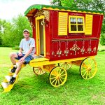 Bateman Gypsy Wagons blends passion, craftsmanship