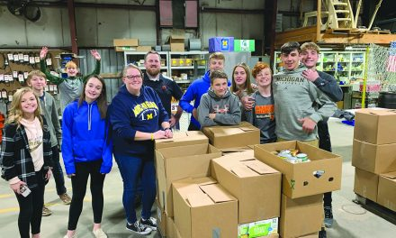 CPS tackles hunger locally