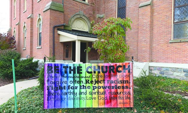 Church votes to become 'Open and Affirming'
