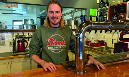 Dimondale's Dimes Brewhouse marks anniversary