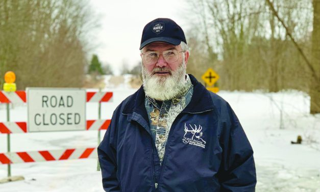 Concerned over road flooding, local resident encourages others to speak out