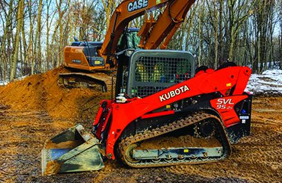 Xact Excavating: Local grad takes to the dirt