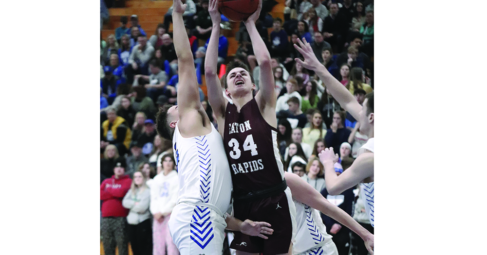 Greyhounds' road win builds momentum for 'March Madness'