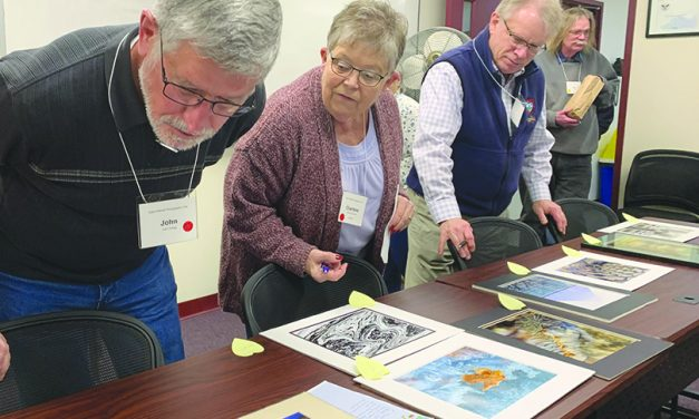 Eaton Rapids Photo Club going strong
