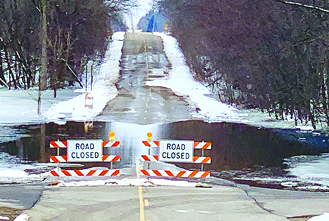 Debate over Canal/Columbia drain problem continues
