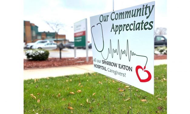 Charlotte community displays appreciation to front line workers
