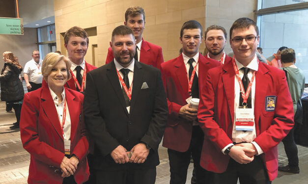 RESA's Brocklehurst named 'advisor of the year'