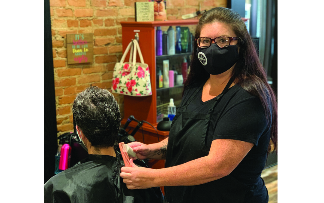 Local stylists set for busy reopening