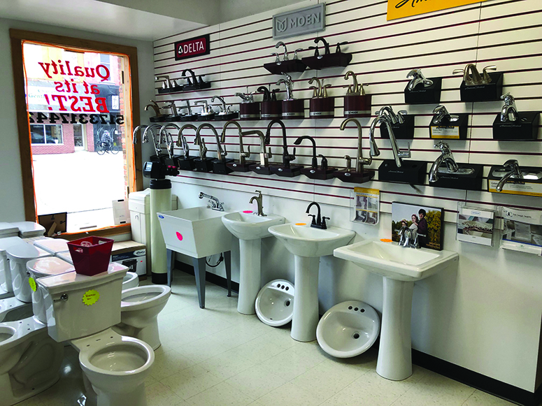 'Quality' more than just a motto at PAE Plumbing