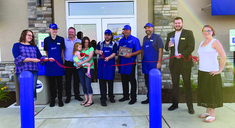 Charlotte Culver's now open