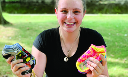 Serendipitous Socks helping kids one foot at a time