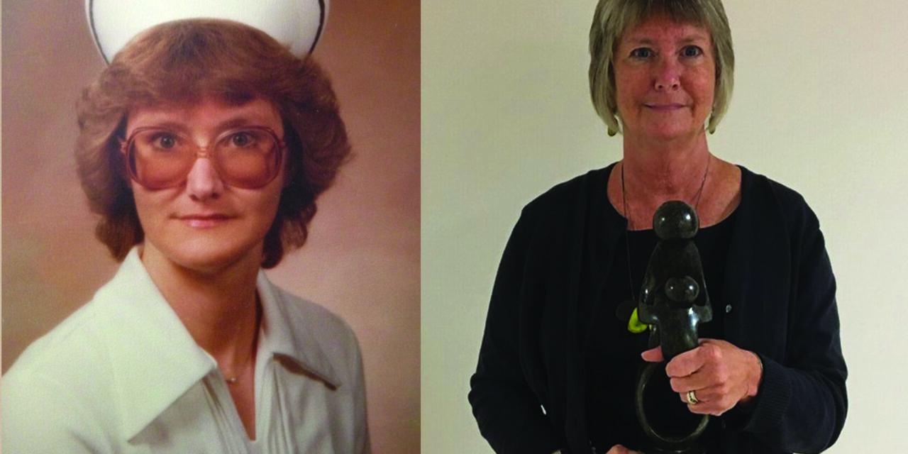ERMC nurse receives Lifetime Achievement Award