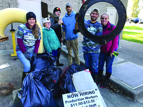 Eaton Conservation District sets 17th Annual River Conservation Day