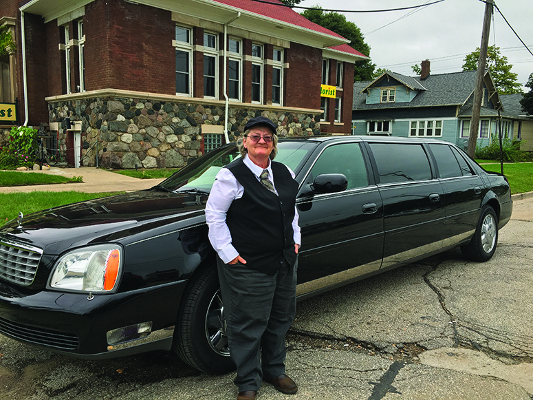 Rides and relationships create success for local driver