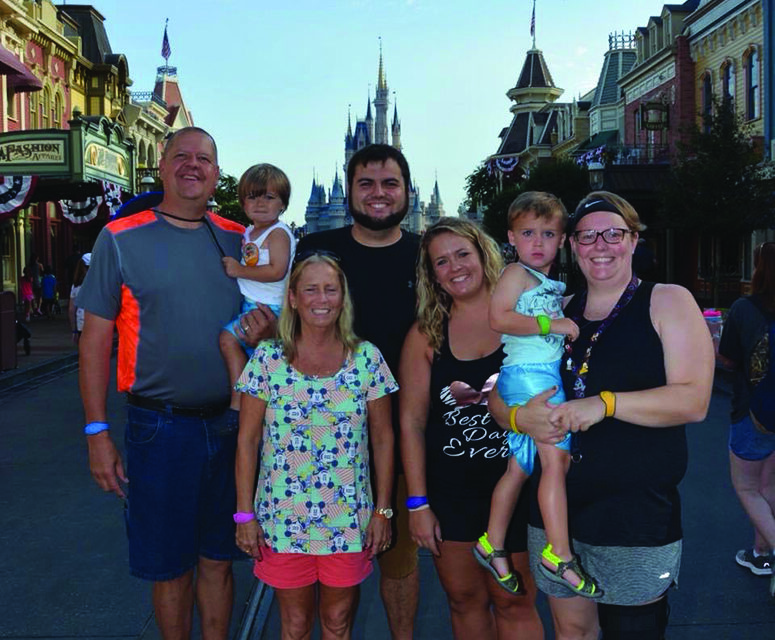 Getting to know the Nevins Family