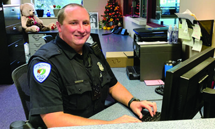 Getting to know officer Richard Dover, ERPD
