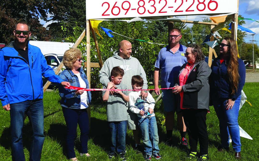 Potterville Chamber welcomes HD Automotive