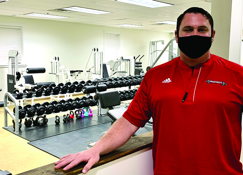 Club Fitness Works Out New Location
