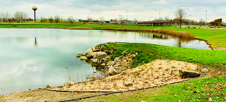 Potterville to Beautify Park