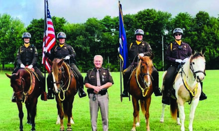 Sheriff's Mounted Division Remains Stable