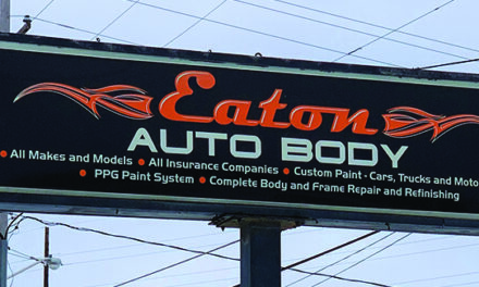 The Right Choice in Collision Repair at Eaton Auto Body