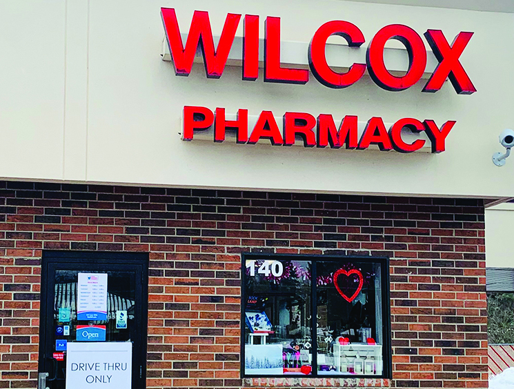 Wilcox Pharmacy is  There to Serve You
