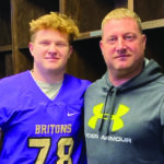 Cam Webb Signs to Play Football  and Attend Albion College