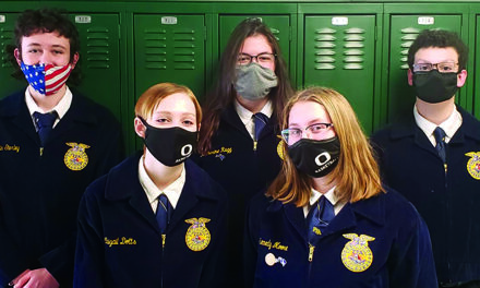 Olivet FFA Advances Eight Teams from District to Regional Leadership Contests