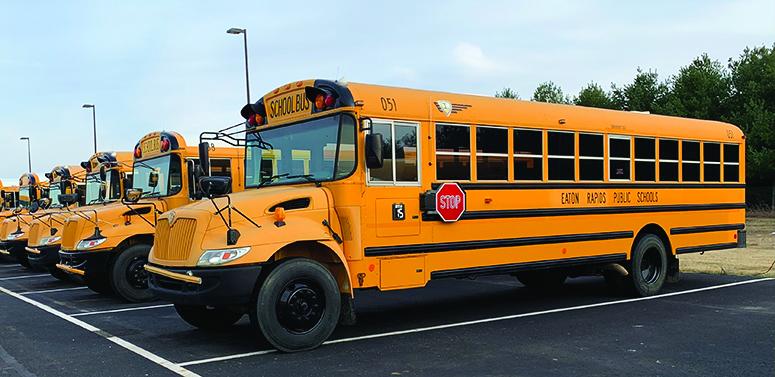 Eaton Rapids Schools Short on Bus Drivers