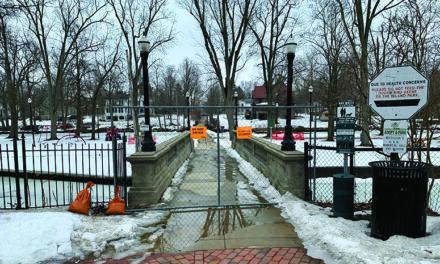 G.A.R. Island Park Begins Major Improvements Project