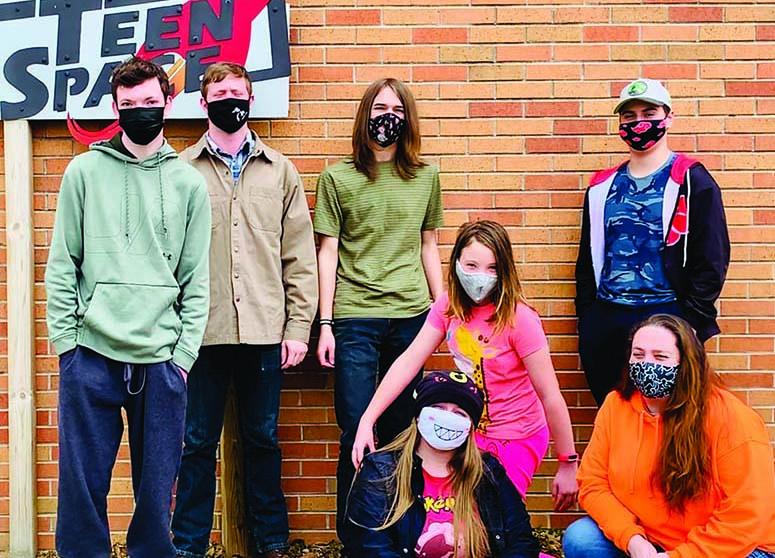 Eaton Rapids Teen Space Re-Opens