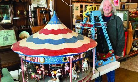 Sunfield Museum Mini Carnival is Major