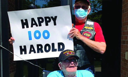 Harold Nelson-100 Years Strong