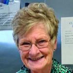 Getting to know Phyllis  Davidson: Vagabond and Volunteer