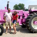 Ophelia The Purple Tractor