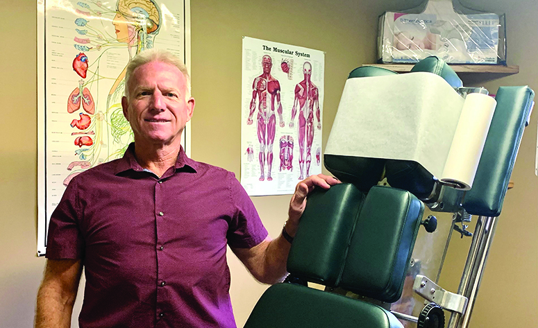 Thirty-Five Years of Adjustments- Craft Chiropractic Creating Wellness Centers