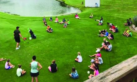 Learning Life Skills through Golf