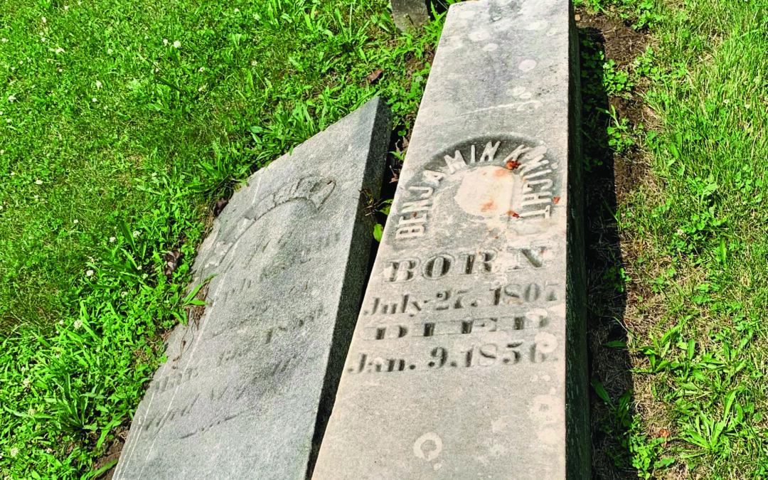 Remember When…Benjamin Knight, Eaton Rapids Pioneer