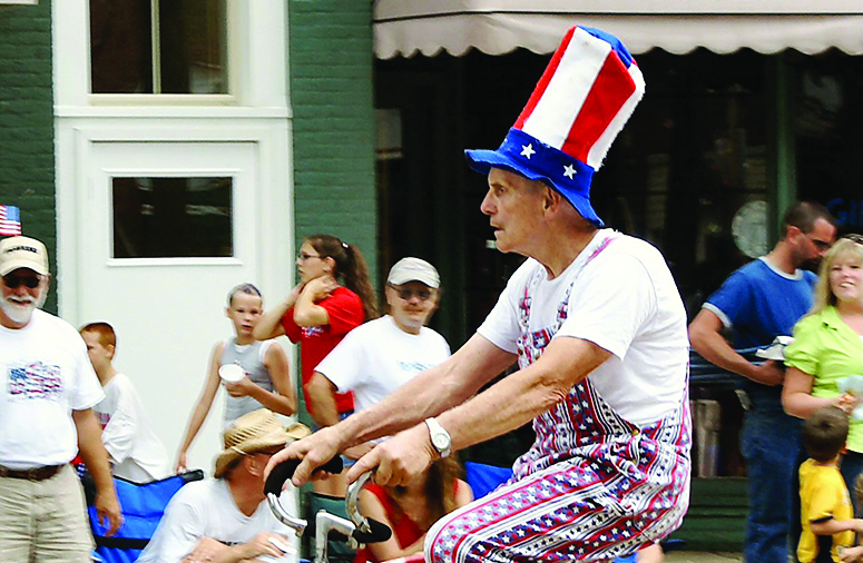 Remember When: 4thof July in Eaton Rapids
