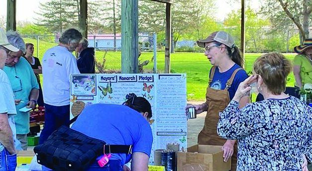 Restoring the Habitat for Butterflies in Eaton Rapids